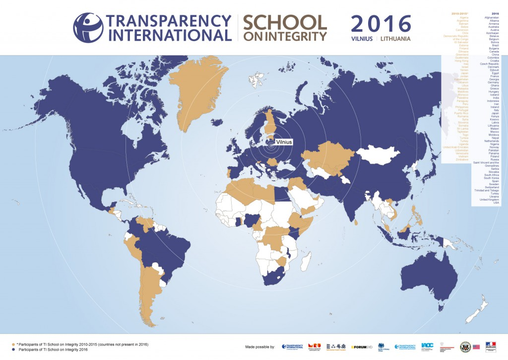 transparency international Transparency international india (tii) is a leading non political, independent, non-governmental anti-corruption organisation of india tii has extensive expertise.